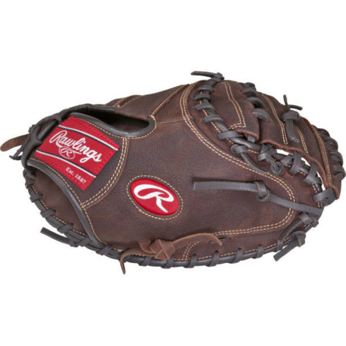 Rawlings – Player Preferred 33 in Catchers Mitt